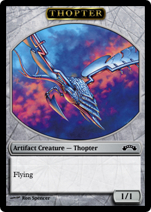 image regarding Printable Mtg Tokens referred to as Some Ron Spencer tokens MTG Purposes